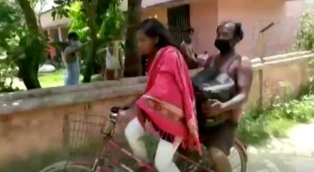 インド少女